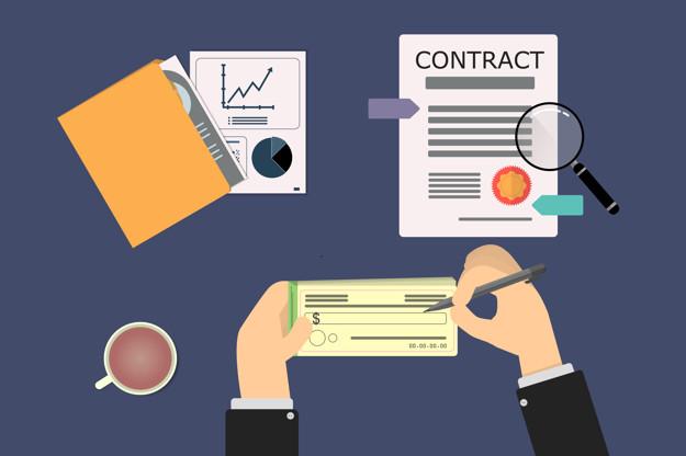 contrato en praticas salario